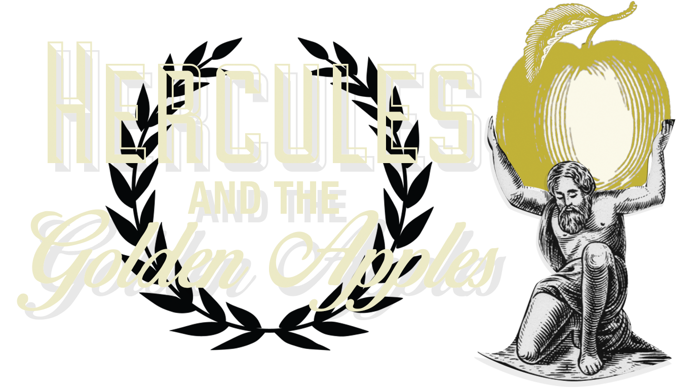 hercules and the golden apples